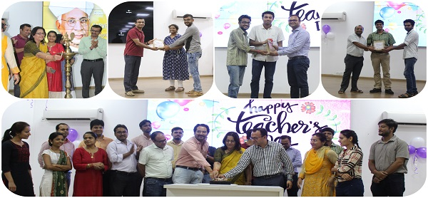 Celebrated Teacher's Day, 2019 at NIPER -A