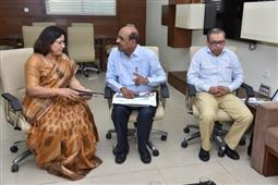 30th Steering Committee Meeting conducted by NIPER - A