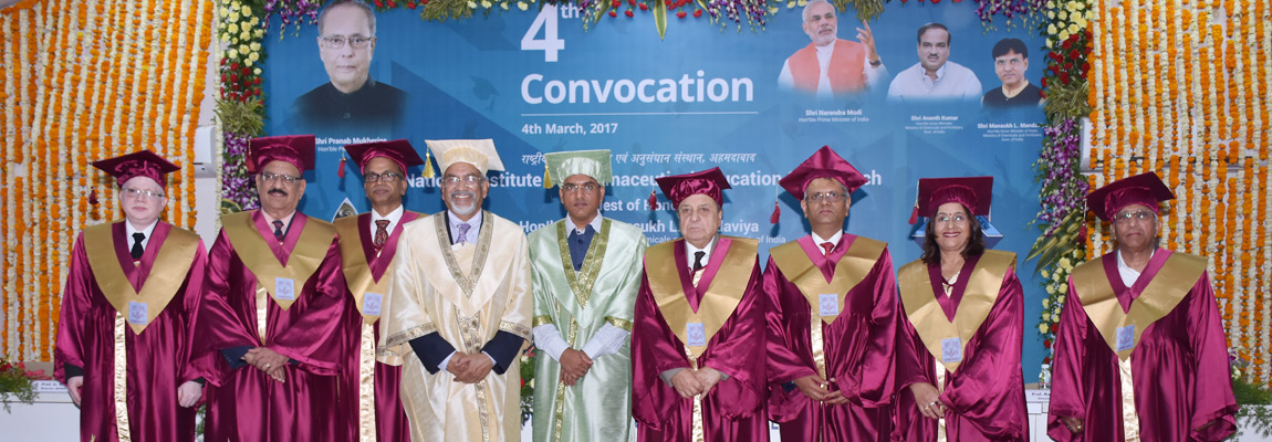 NIPER-A 4th Convocation