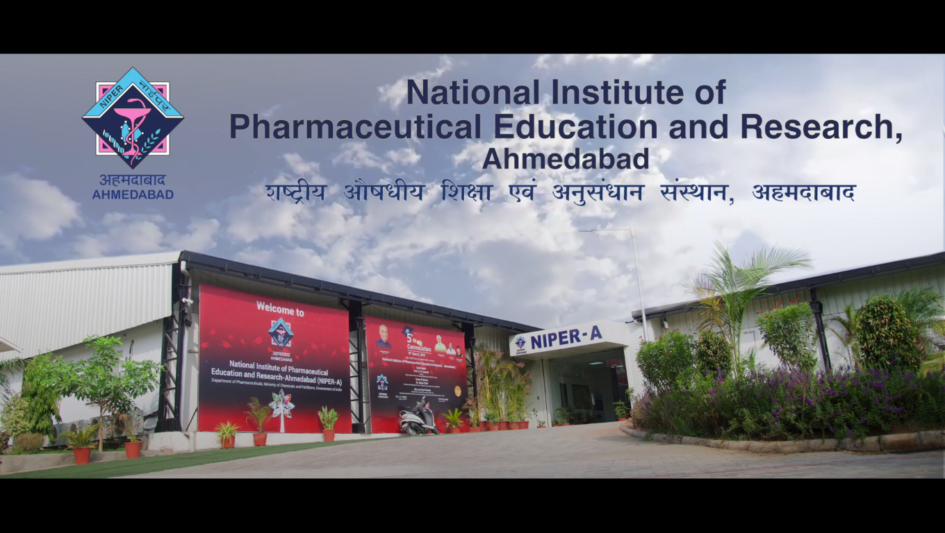 National Institute of Pharmaceutical Education & Research